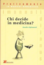 Book Cover: Chi decide in medicina?