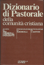 Book Cover: Psicoterapie e pastorale
