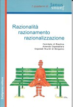 Book Cover: La quotidiana fatica di essere razionali in medicina