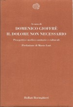Book Cover: Il dolore non necessario