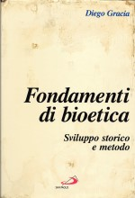 Book Cover: Fondamenti di bioetica