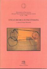 Book Cover: La professione psicoterapeutica