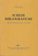 Book Cover: Schede bibliografiche