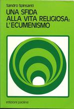 Book Cover: Una sfida alla vita religiosa: l'ecumenismo