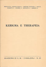 Book Cover: Proposta di lettura «transazionale» del vangelo