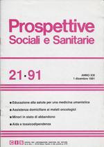 Book Cover: L'educazione alla salute come sfida per una medicina umanistica