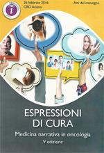 Book Cover: Espressioni di cura