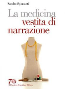 Book Cover: La medicina vestita di narrazione
