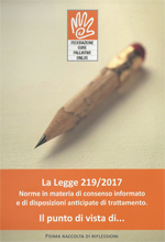 Book Cover: La legge 219/2017
