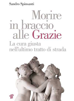 Book Cover: Morire in braccio alle grazie