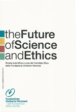 Book Cover: The future of science and ethics