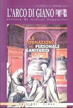 Book Cover: La formazione del personale sanitario