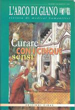 Book Cover: Curare con i cinque sensi