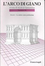 Book Cover: La salute come professione