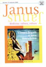 Book Cover: Janus 19 - Vivere legati a una macchina