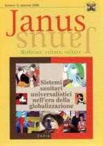Book Cover: Janus 31 - Sistemi sanitari universalistici nell'era della globalizzazione
