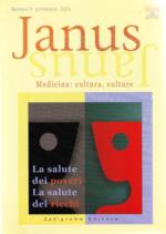 Book Cover: Janus 09 - La salute dei poveri, la salute dei ricchi