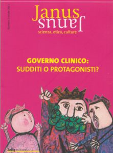Book Cover: Janus 02 - Governo clinico: sudditi o protagonisti?