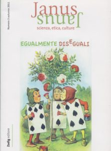 Book Cover: Janus 03 - Egualmente diseguali