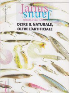 Book Cover: Janus 05 - Oltre il naturale, oltre l'artificiale