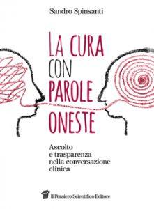 Book Cover: La cura con parole oneste
